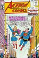 Cover art by Curt Swan (pencils) and George Klein (inks)