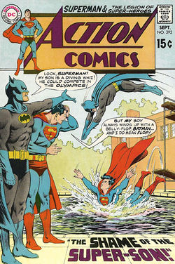 Cover artwork by Curt Swan and Murphy Anderson