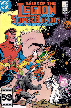 Cover artwork by Dan Jurgens and Karl Kesel