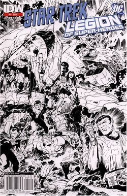 Cover artwork by Keith Giffen and Scott Koblish